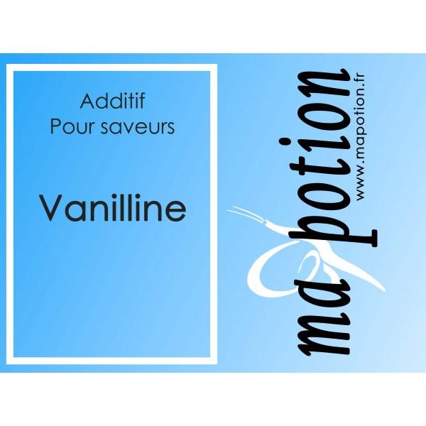 Additif VANILLINE équilibre et exhausteur de goût pour vos arôme, pour Eliquide