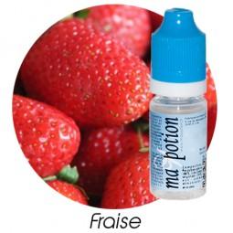 E liquide Français Fruit Fraise, 0 6 12 18 mg/ml, recharge pour cigarette électronique