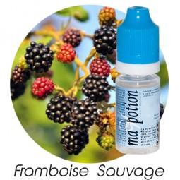 E liquide Français Fruit Framboise Sauvage, 0 6 12 18 mg/ml, recharge pour cigarette électronique