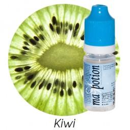 E liquide Français Fruit Kiwi, 0 6 12 18 mg/ml, recharge pour cigarette électronique
