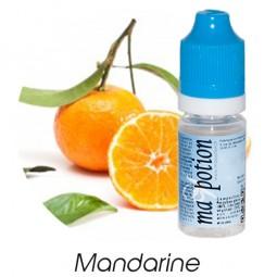 E liquide Français Fruit Mandarine, 0 6 12 18 mg/ml, recharge pour cigarette électronique