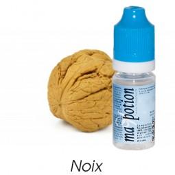 E liquide Français Fruit Noix, 0 6 12 18 mg/ml, recharge pour cigarette électronique