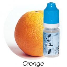 E liquide Français Fruit Orange, 0 6 12 18 mg/ml, recharge pour cigarette électronique