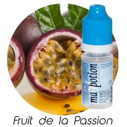 E liquide Français Fruits de la Passion, 0 6 12 18 mg/ml, recharge pour cigarette électronique