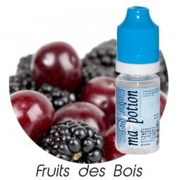 E liquide Français Fruits des Bois, 0 6 12 18 mg/ml, recharge pour cigarette électronique
