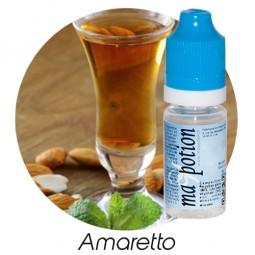 E liquide Français Saveur Amaretto, 0 6 12 18 mg/ml, recharge pour cigarette électronique