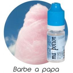 E liquide Français Saveur Barbe a papa, 0 6 12 18 mg/ml, recharge pour cigarette électronique