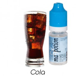 E liquide Français Saveur Cola, 0 6 12 18 mg/ml, recharge pour cigarette électronique