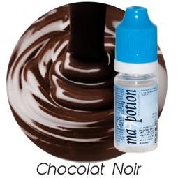 E liquide Français Saveur Chocolat Noir, 0 6 12 18 mg/ml, recharge pour cigarette électronique