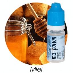 E liquide Français Saveur Miel, 0 6 12 18 mg/ml, recharge pour cigarette électronique