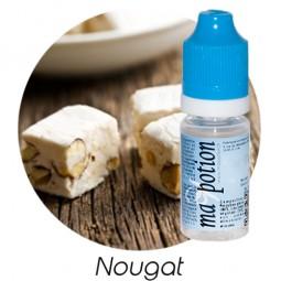E liquide Français Saveur Nougat, 0 6 12 18 mg/ml, recharge pour cigarette électronique