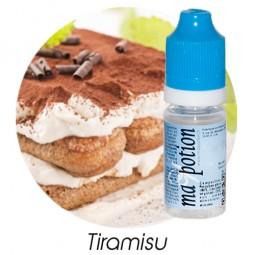 E liquide Français Saveur Tiramisu, 0 6 12 18 mg/ml, recharge pour cigarette électronique