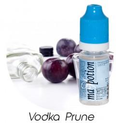 E liquide Français Saveur Vodka Prune, 0 6 12 18 mg/ml, recharge pour cigarette électronique
