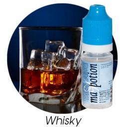E liquide Français Saveur Whisky, 0 6 12 18 mg/ml, recharge pour cigarette électronique