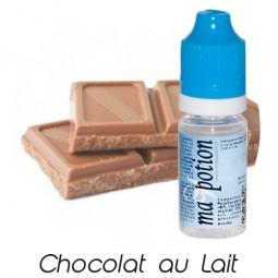 E liquide Français Saveur Chocolat au Lait, 0 6 12 18 mg/ml, recharge pour cigarette électronique