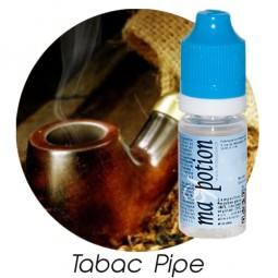 E liquide Français TABAC Pipe, 0 6 12 18 mg/ml, recharge pour cigarette électronique