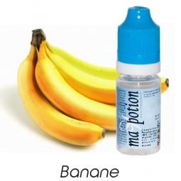 E liquide Français Fruit Banane, 0 6 12 18 mg/ml, recharge pour cigarette électronique