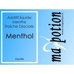 Additif MENTHOL liquide 10% PG, goût menthol et Hit frais, pour Eliquide DIY