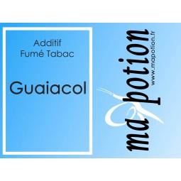 Additif GUAIACOL 10% PG, Note fumée et Tabac Smoky, pour Eliquide DIY