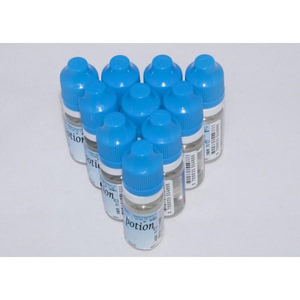 Liquide de base 50/50, 10 flacons de 10ml, pour fabrication de ELiquides DIY
