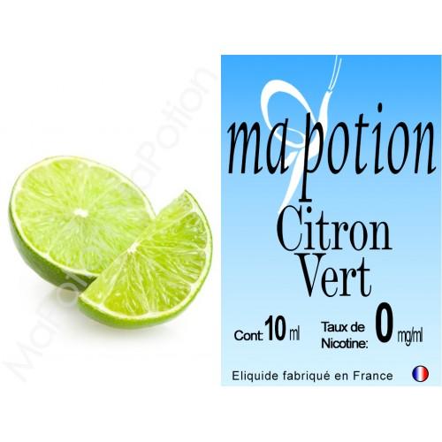 E-Liquide Fruit Citron, Eliquide Français, recharge liquide pour cigarette électronique, Ecig