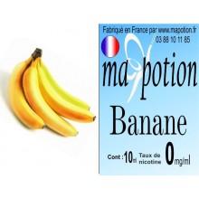 E-Liquide Fruit Banane, Eliquide Français, recharge liquide pour cigarette électronique, Ecig