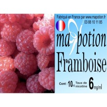 E-Liquide Fruit Framboise, Eliquide Français, recharge liquide pour cigarette électronique, Ecig