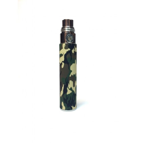 1 Batterie 650 mAh - Style Camouflage
