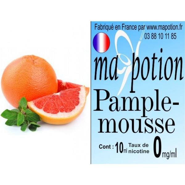 E-Liquide Saveur Pamplemousse, Eliquide Français, recharge liquide pour cigarette électronique, Ecig