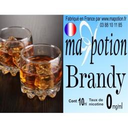 E-Liquide Saveur Brandy, Eliquide Français, recharge liquide pour cigarette électronique, Ecig