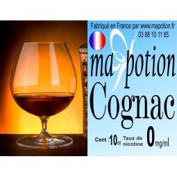 E-Liquide Saveur Cognac, Eliquide Français, recharge liquide pour cigarette électronique, Ecig
