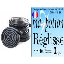 E-Liquide Saveur Réglisse, Eliquide Français, recharge liquide pour cigarette électronique, Ecig